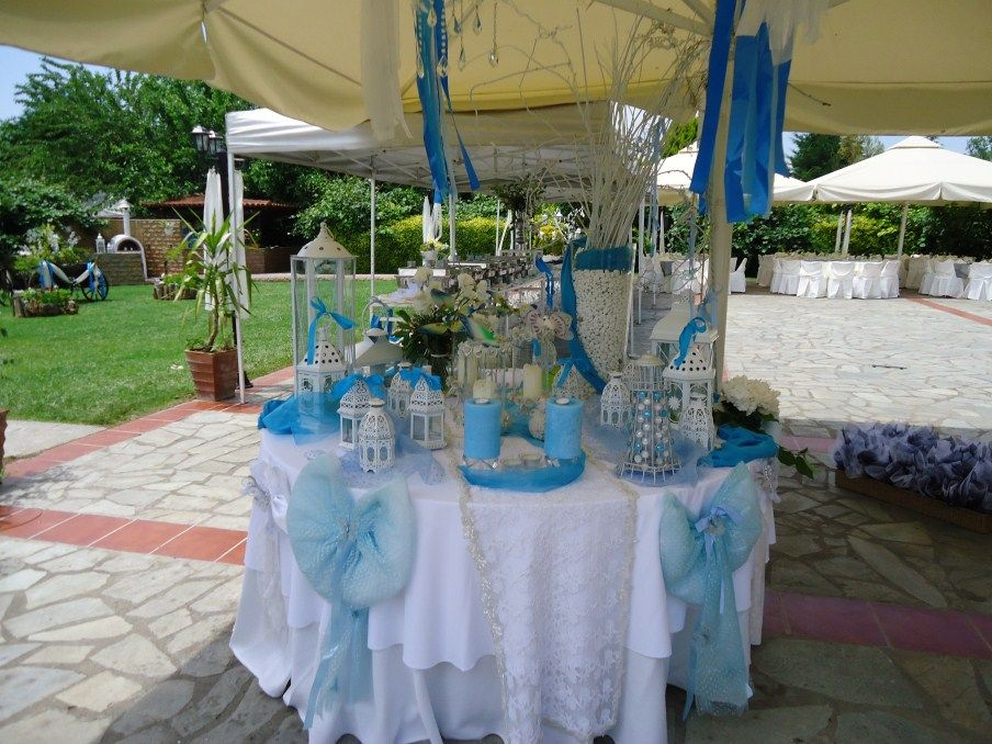 Baptism decoration kiwigarden events place - Deco boy ...