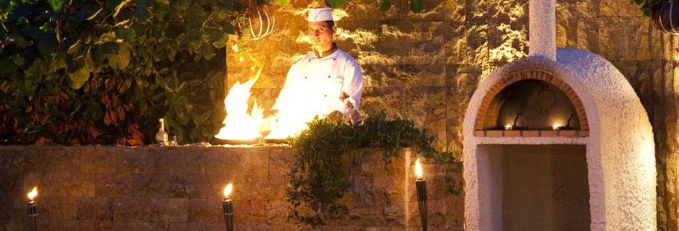 Παραδοσιακός φούρνος - σεφ